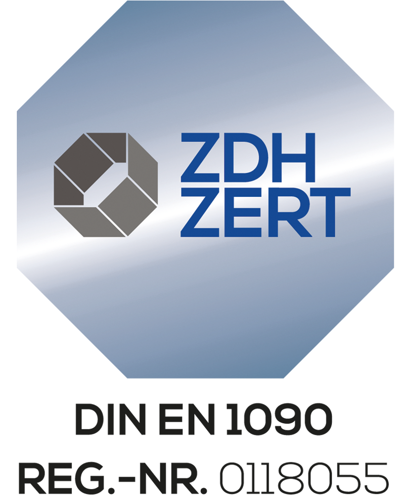 Logo Zertifikat 1090